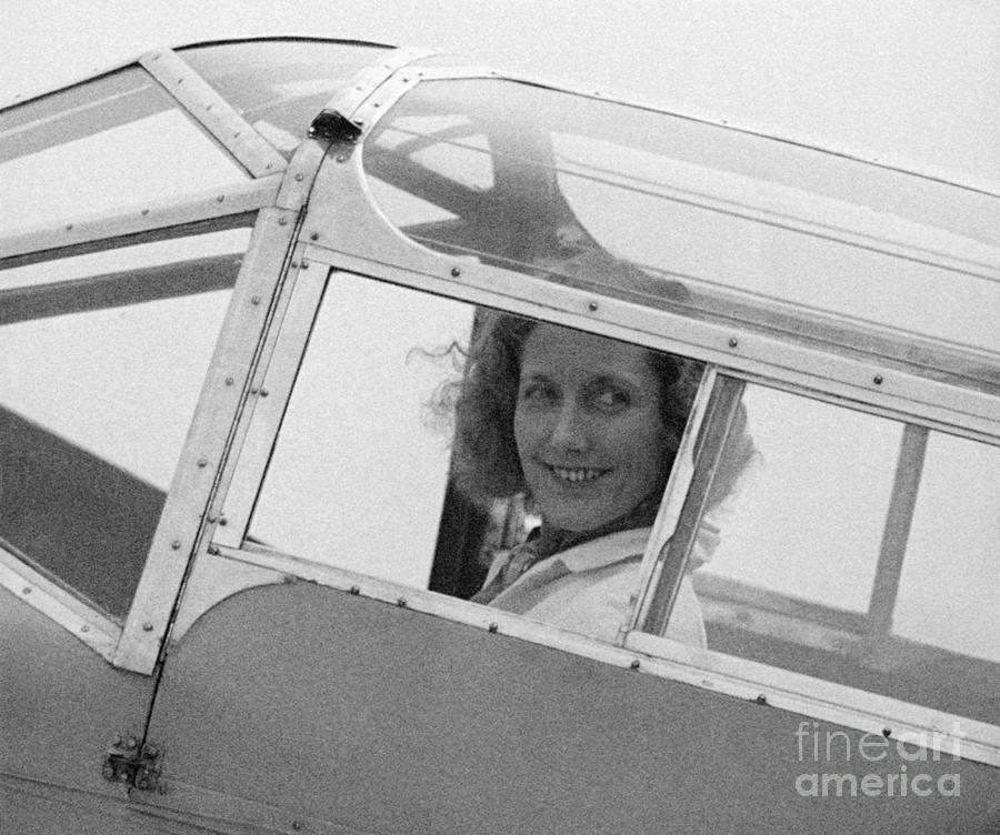 Pilot Beryl Markham Photograph by Bettmann