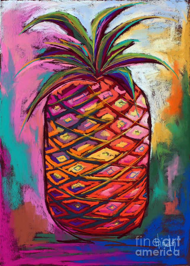 Pineapple by David Hinds