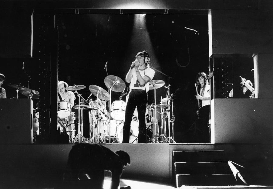Pink Floyd Photograph by Evening Standard