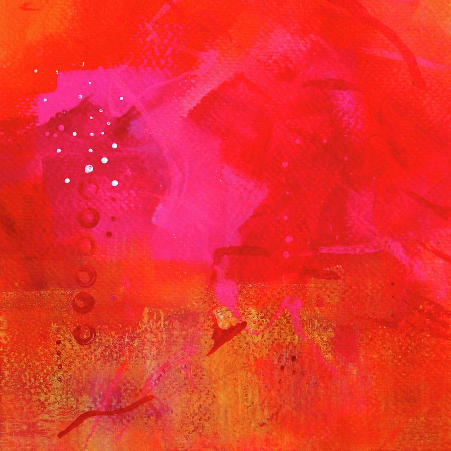 Pink Lemonade 1 by Nancy Merkle