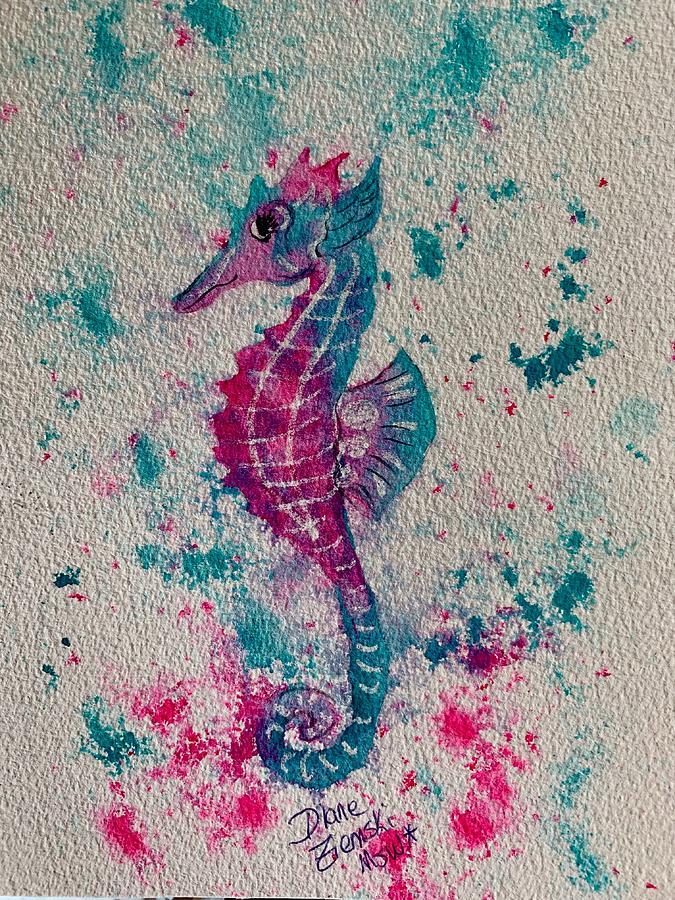 Pinky by Diane Ziemski