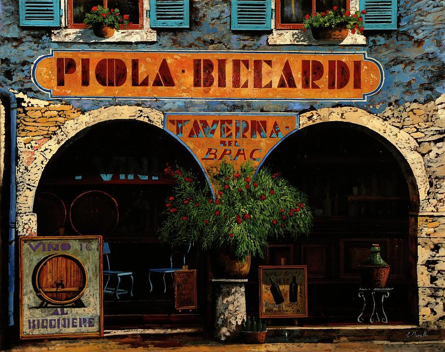 Piola Biccardi Painting