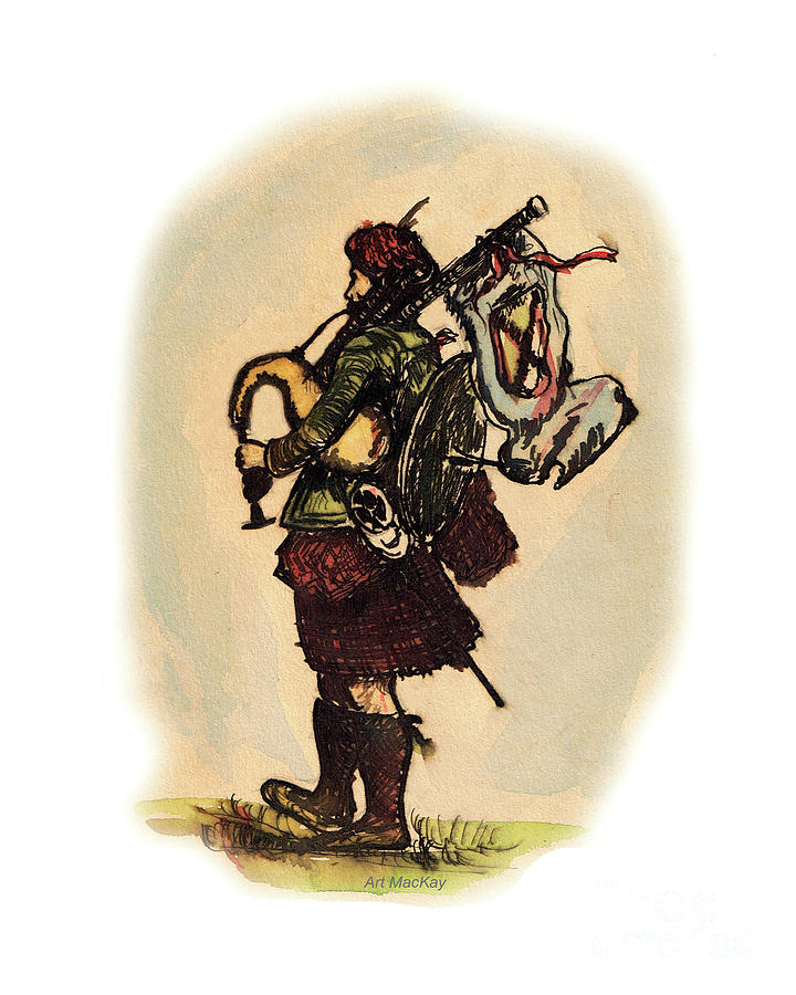 Piper by Art MacKay