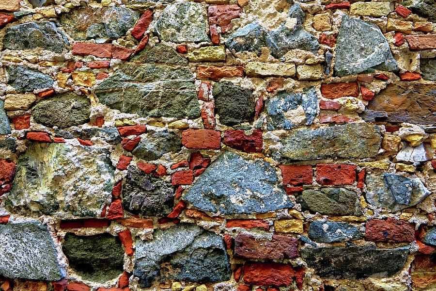 Wall Photograph - Pirate Wall by Rick Lawler