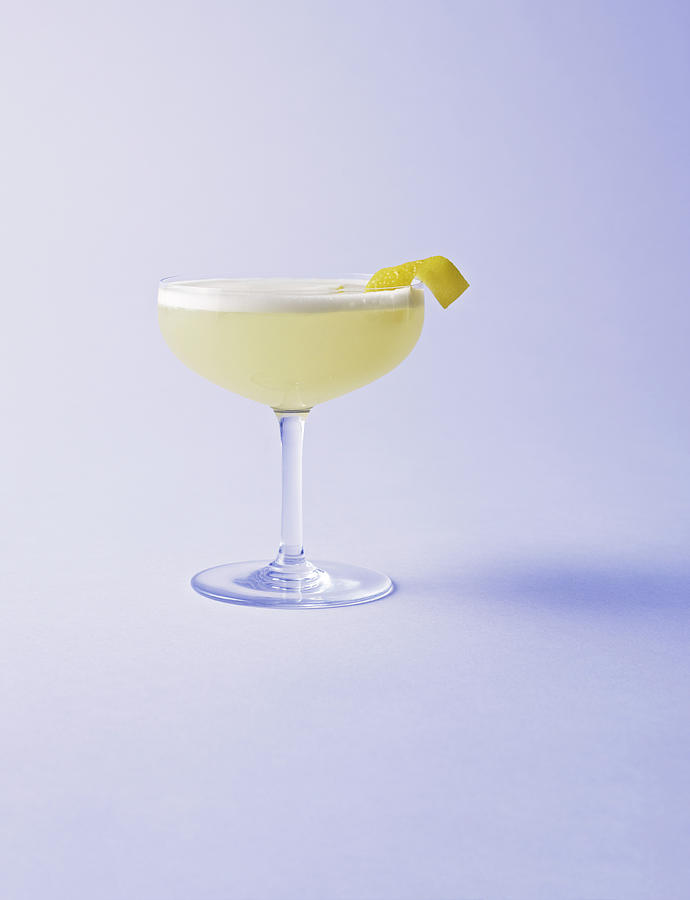 Pisco Sour Photograph by Mark Lund