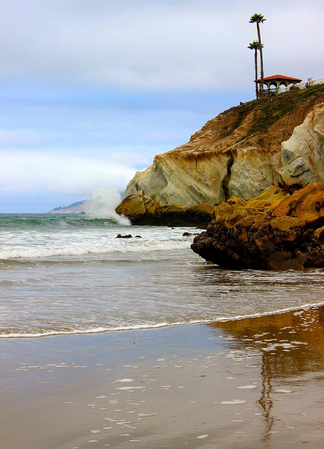 Pismo Cliffs by Lark Hickey