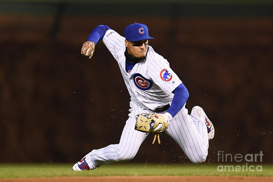 Pittsburgh Pirates  V Chicago Cubs Photograph by Stacy Revere