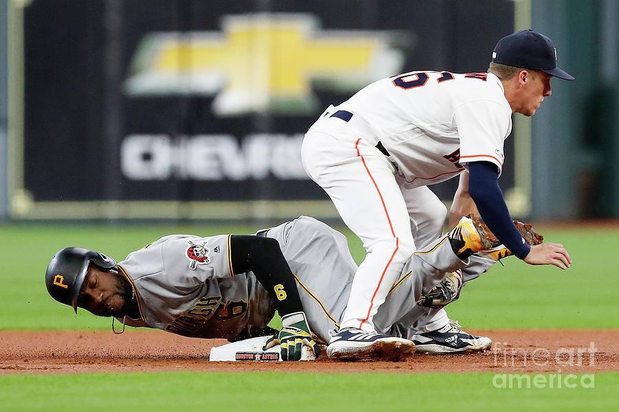 Pittsburgh Pirates  V Houston Astros Photograph by Tim Warner