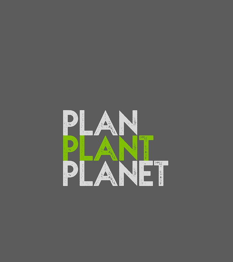 Plan Plant Planet - green and gray shifted down spacing by Charlie Szoradi
