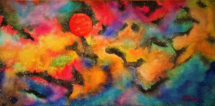 Planet Arcturus by Esperanza J Creeger