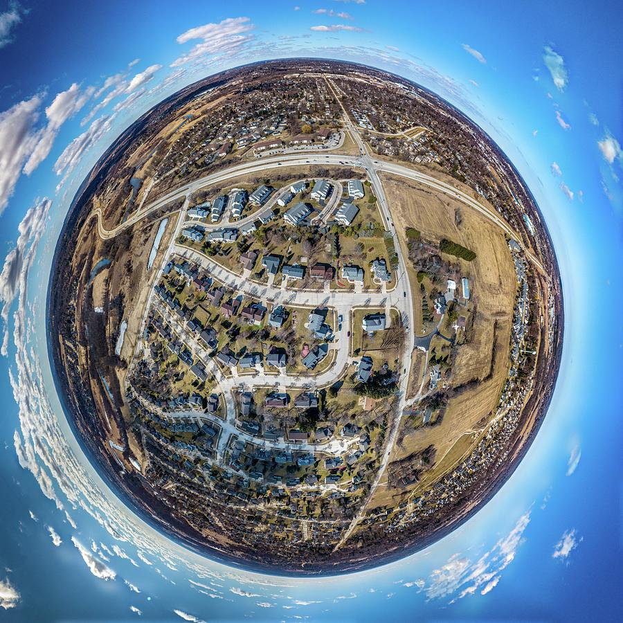 Planet Waukesha by Randy Scherkenbach