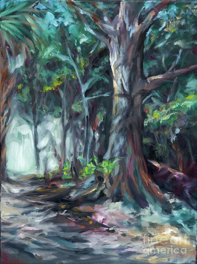 Plantation Path by Linda Olsen