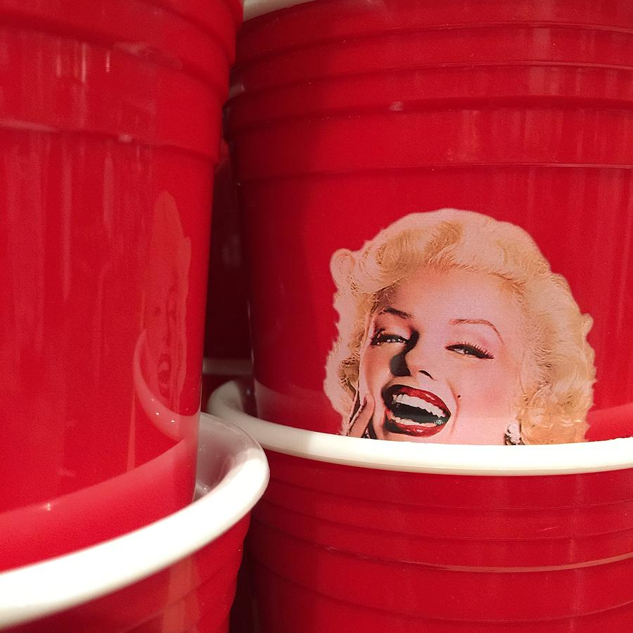 Plastic cups by Bob Duncan