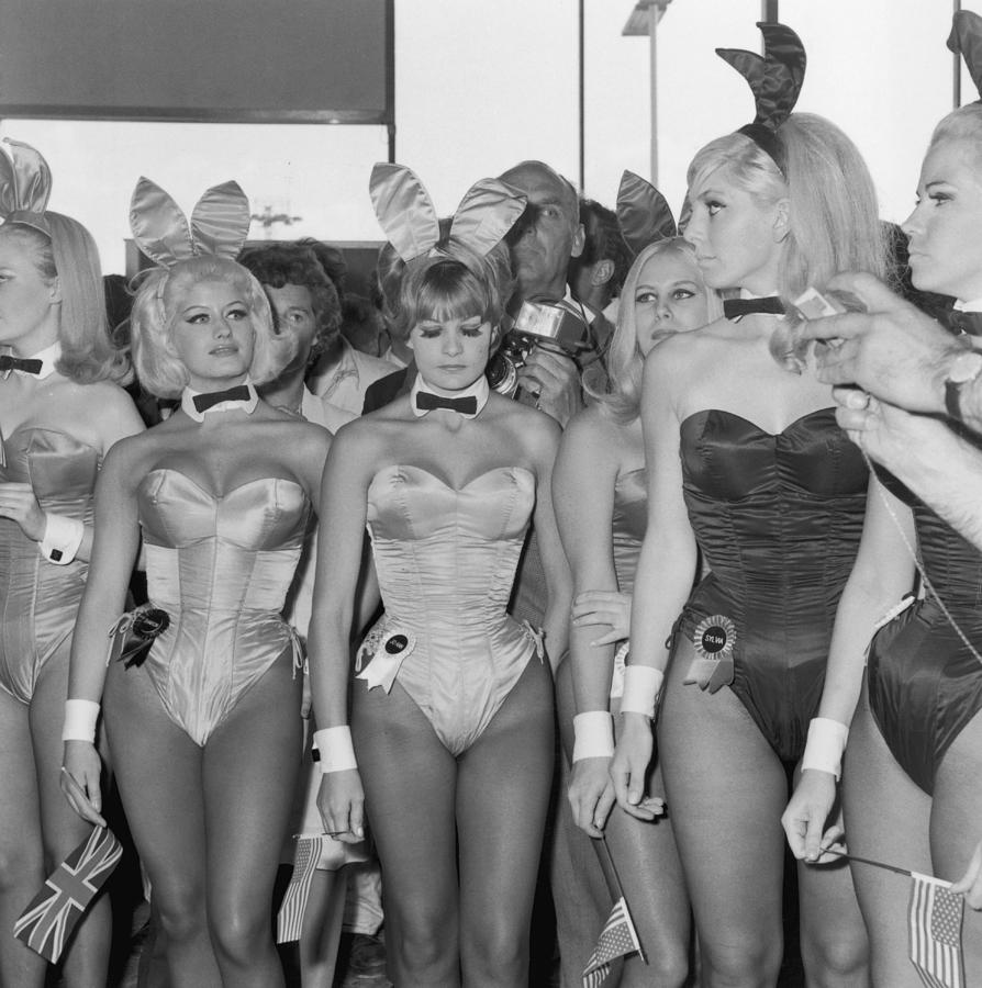Playboy Bunnies Photograph by Dove