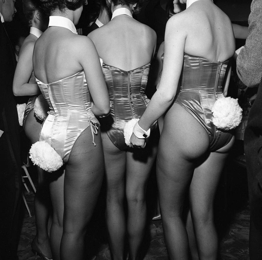 Playboy Club Party In Ny Photograph by Donaldson Collection