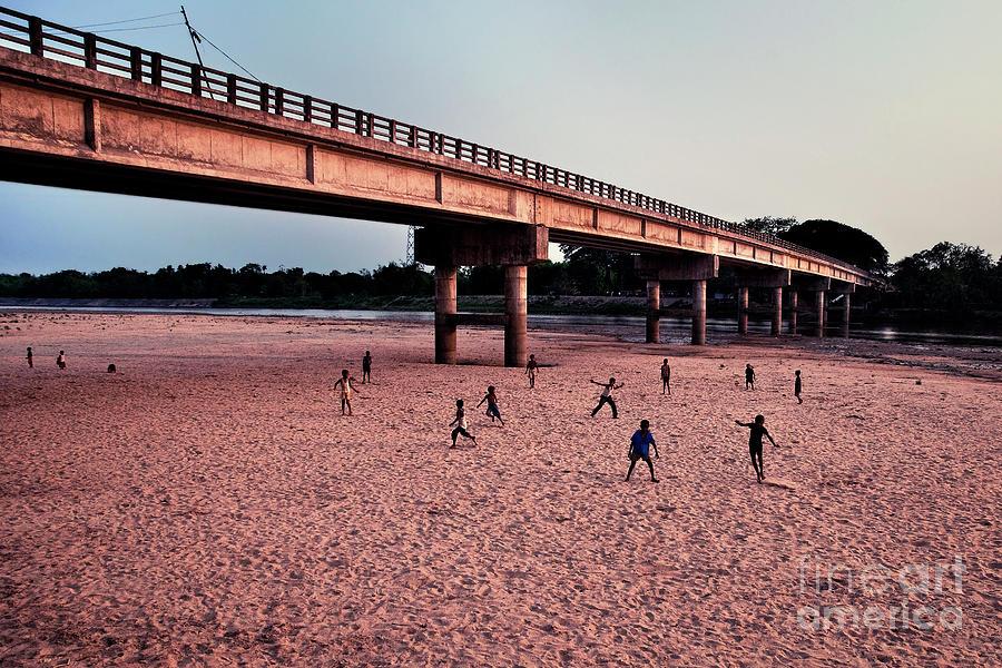 Playground Of Aqua Life Photograph by Tahsin Hossain