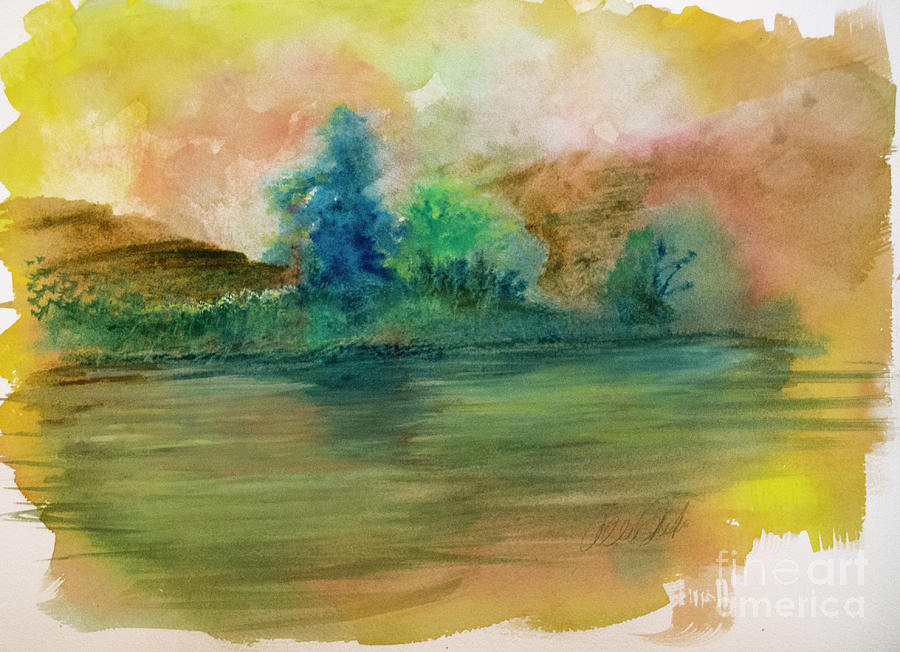 Pleasant Moments Painting