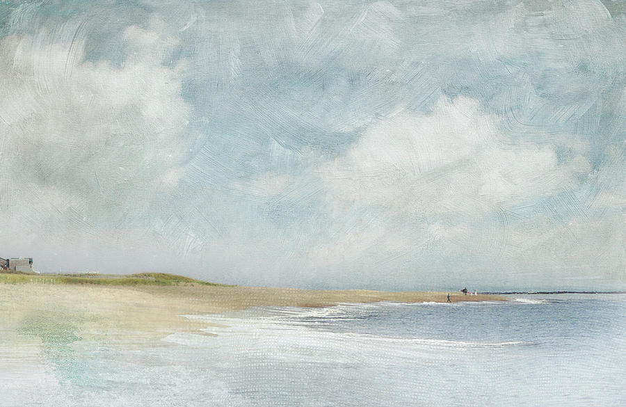 Plum Island 4 by Karen Lynch