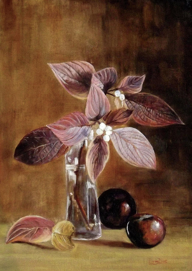 PLUMS by Barry BLAKE