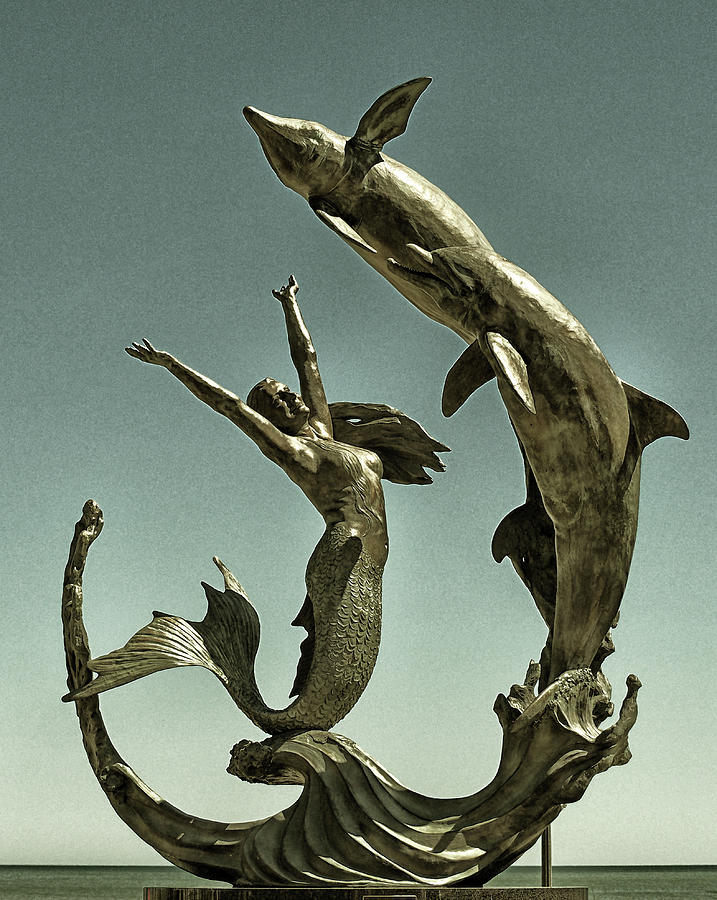 Plyler Park Goddess of the Sea by Bill Swartwout Photography