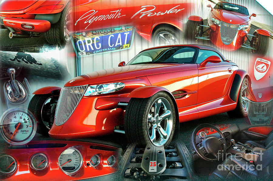 Plymouth Prowler by Charles Abrams