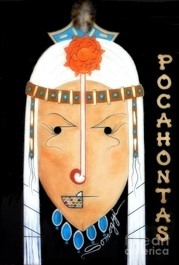 Pocahontas by Jayne Somogy
