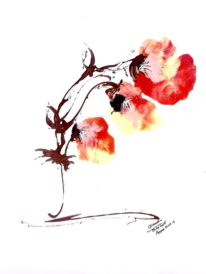 POCKET FLOWER Four by Cj Carroll