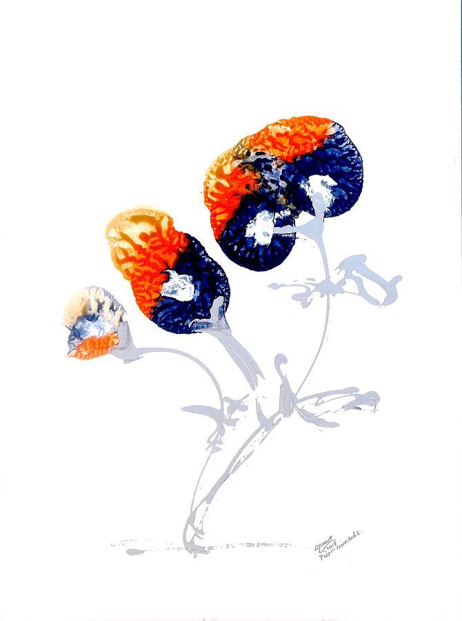 POCKET FLOWERS Two by Cj Carroll