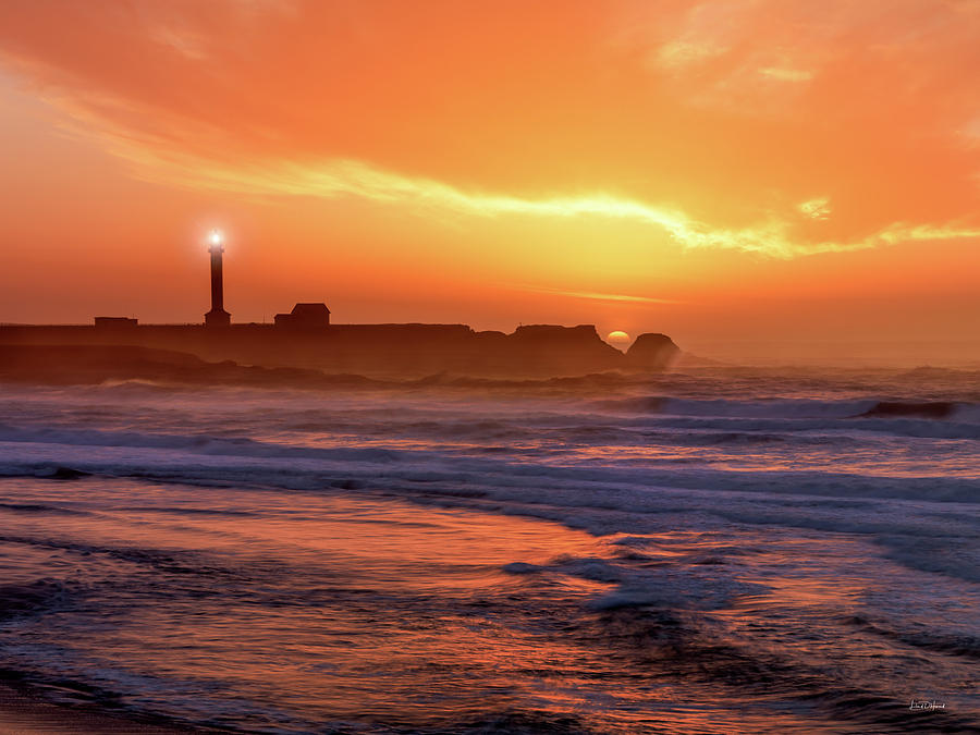 Beautiful Photograph - Point Arena Lighthouse by Leland D Howard