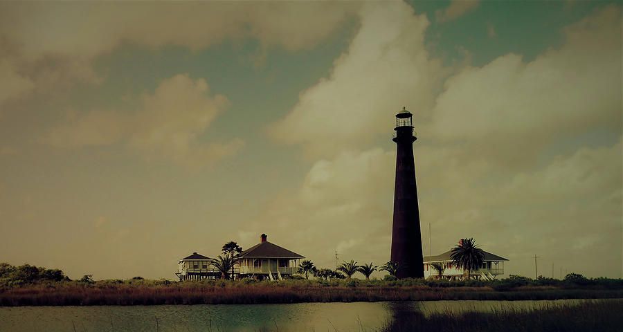 Point Bolival Lighthouse 2 Photograph