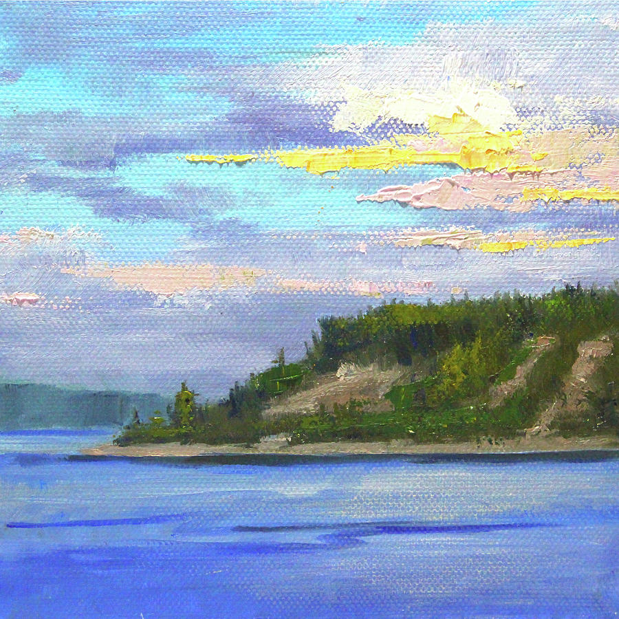 Point Fosdick by Nancy Merkle