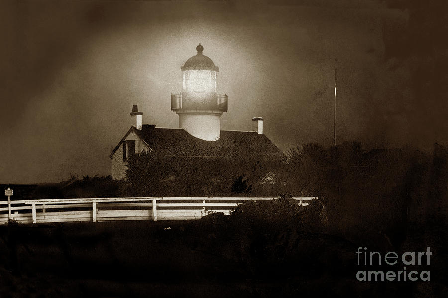 Point Pinos is the oldest continually operating lighthouse on the West Coast by California Views Archives Mr Pat Hathaway Archives