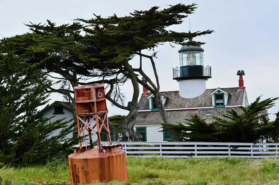 Point Pinos Lighthouse California by Kyle Hanson