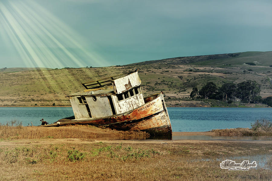 Point Reyes Fishing Boat by William Havle