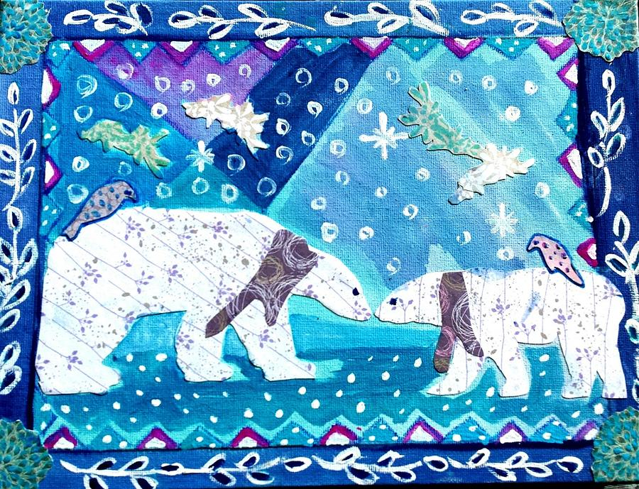Polar Bears by Nikki Dalton