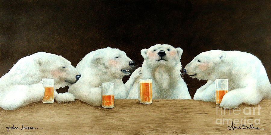 Polar Beers by Will Bullas
