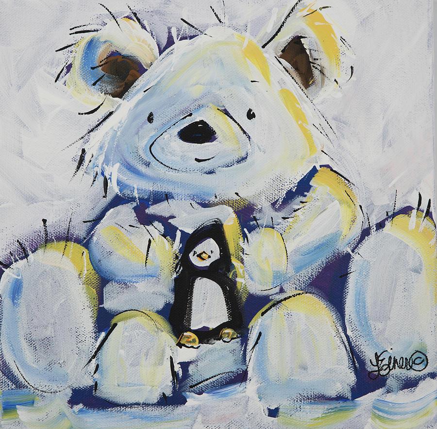 Polar Friends by Terri Einer