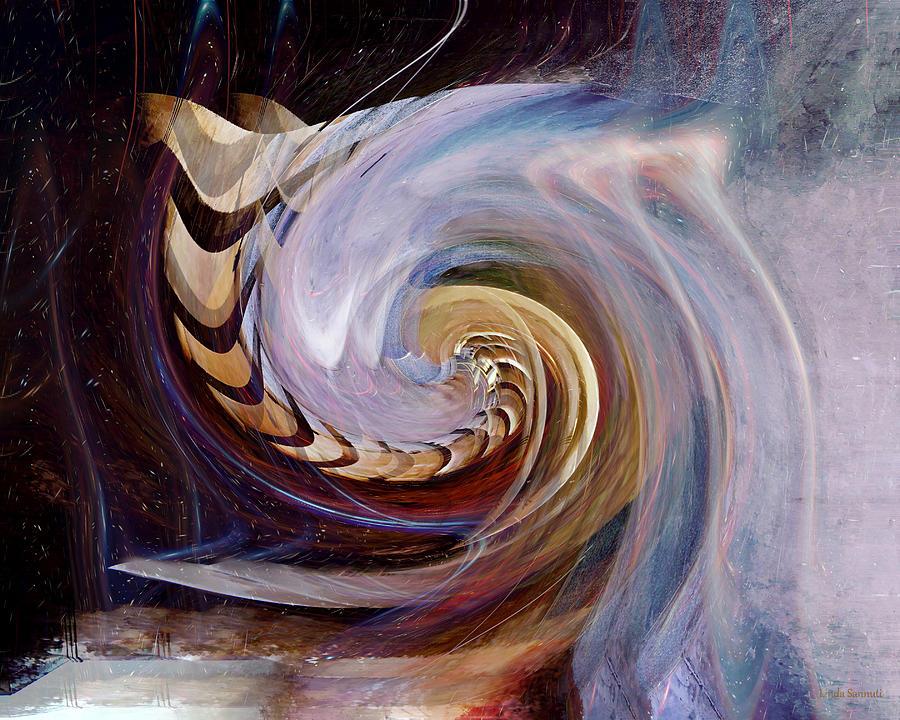 Polar Vortex by Linda Sannuti
