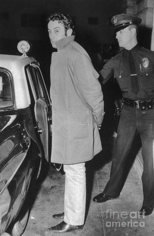 Police Escorting Lenny Bruce Photograph by Bettmann