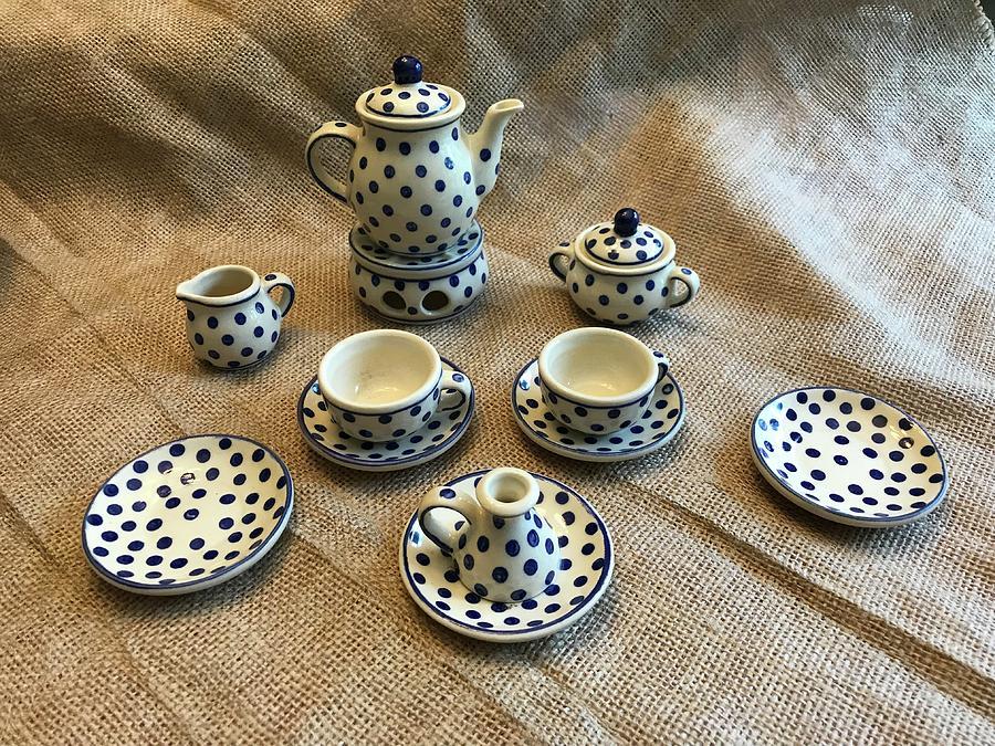 Polish Tea Time by Kathy Clark