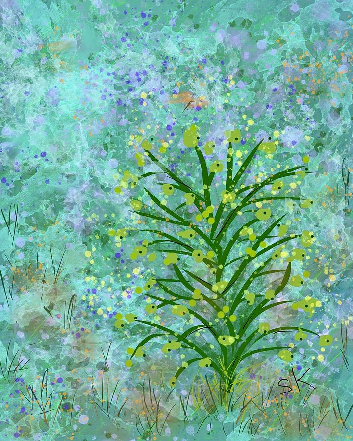 Pollination by Sherry Killam