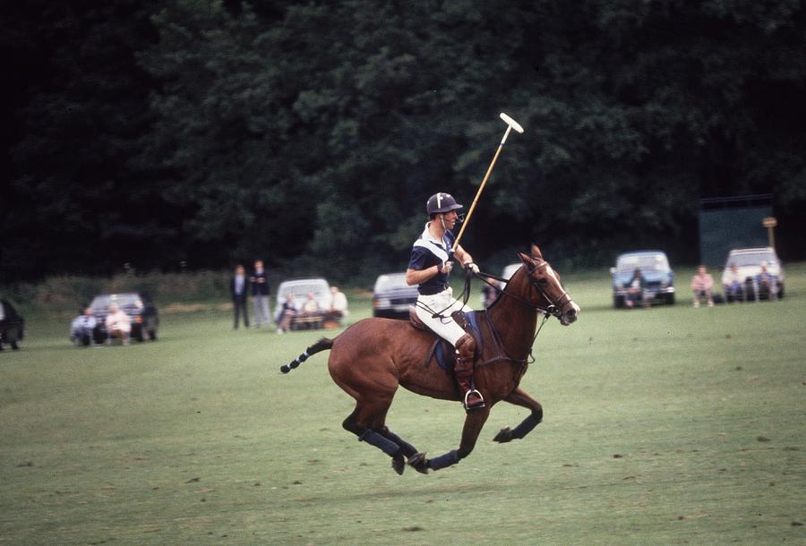 Polo Prince Photograph by Slim Aarons