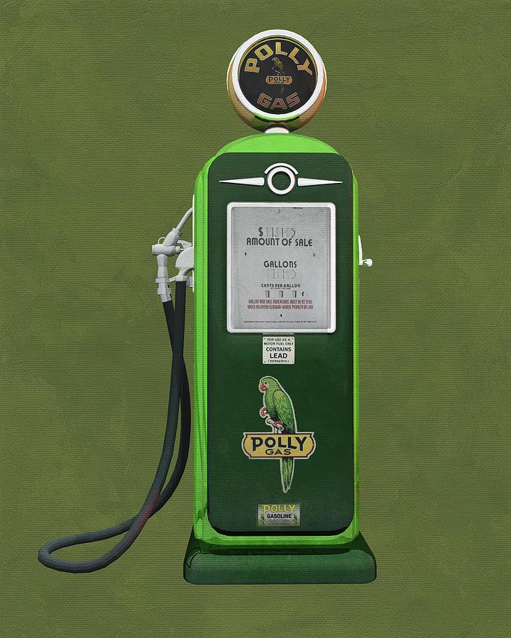 Poly Gas by Jan Keteleer