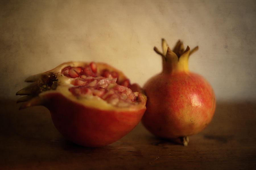 Pomegranate Photograph by Alexandre Fp