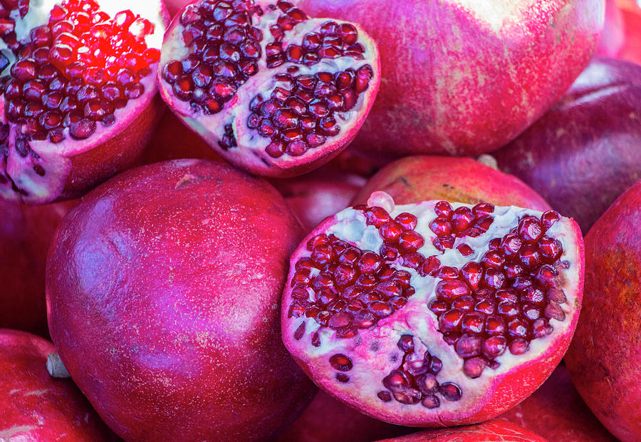 Pomegranates by Venetia Featherstone-Witty