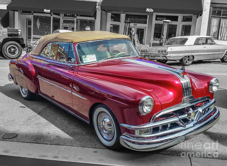Pontiac Convertible by Tony Baca