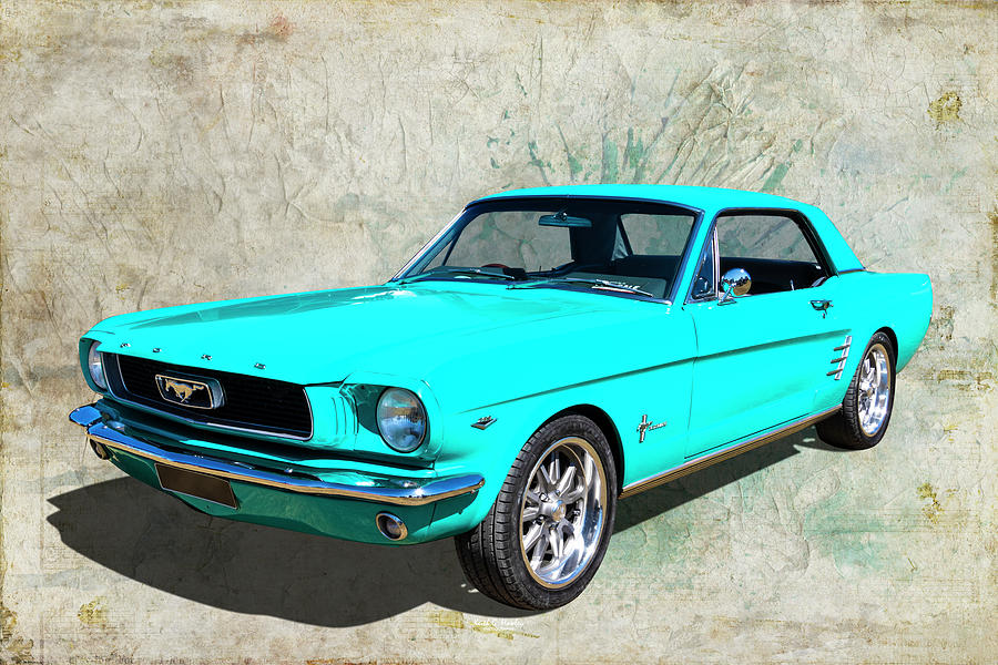 Pony Car by Keith Hawley