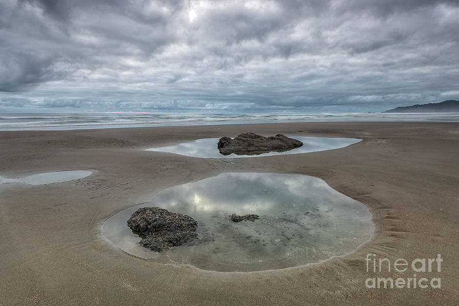 Pools Before the Storm by Mike Dawson