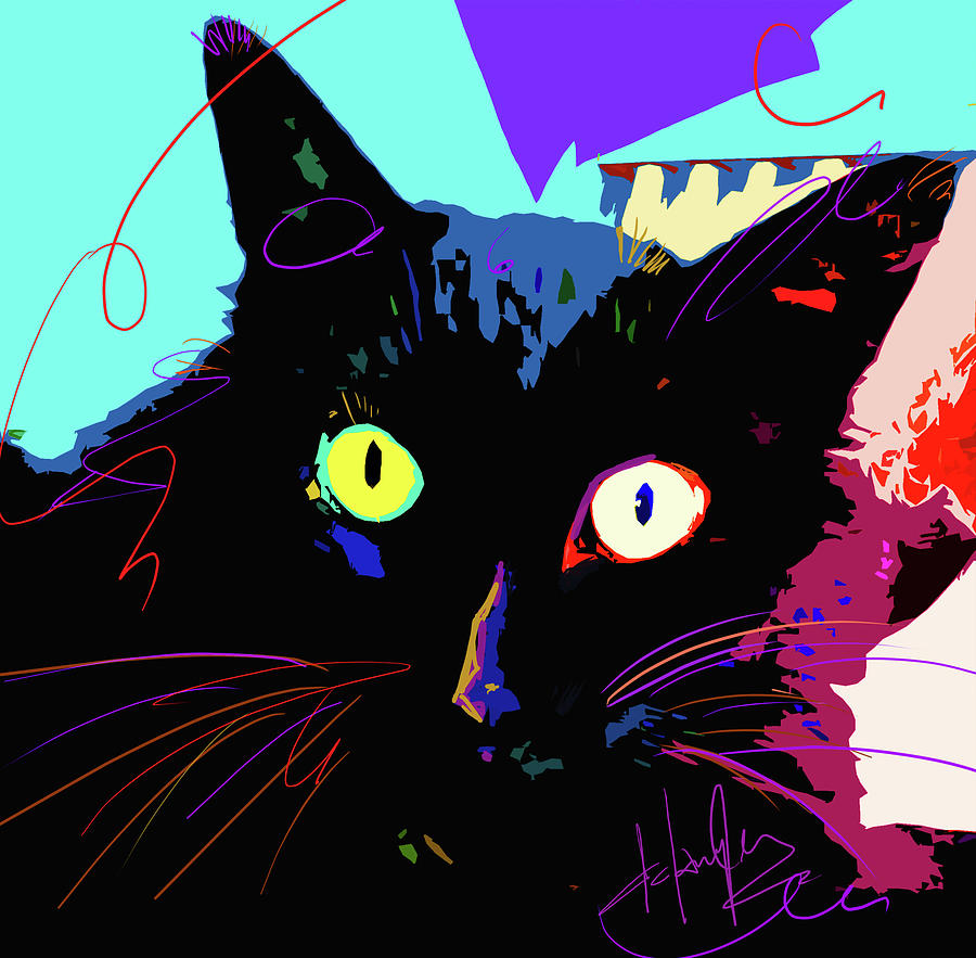 POP CAT Binx by DC Langer
