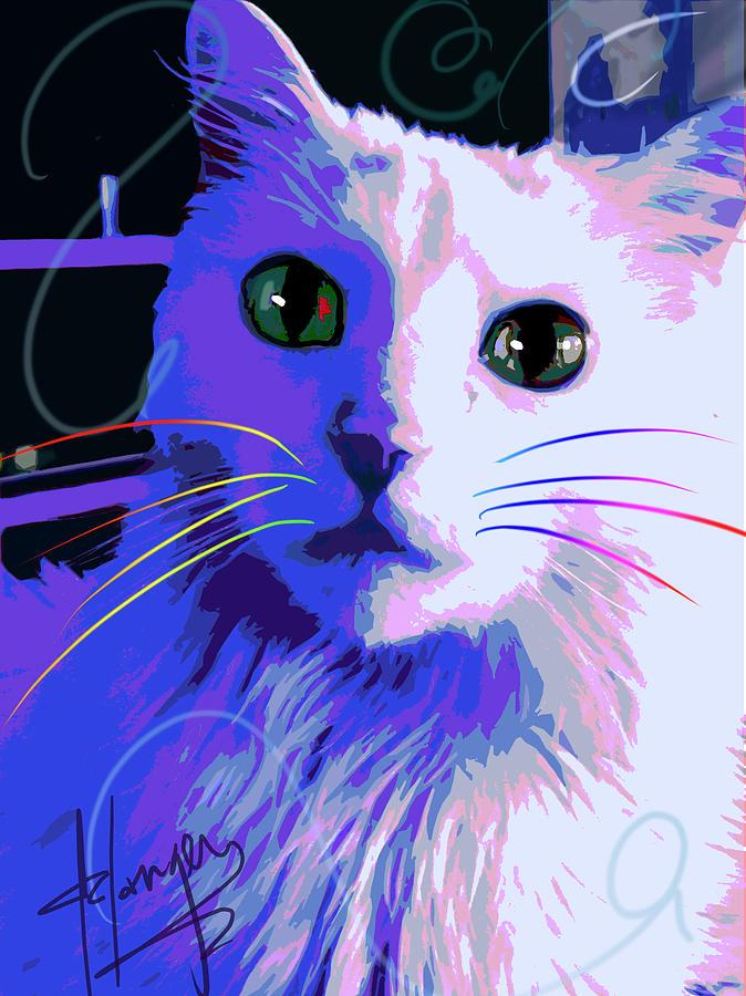 POP CAT Bug by DC Langer
